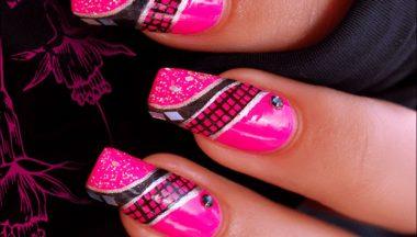 Tunning Nail Art