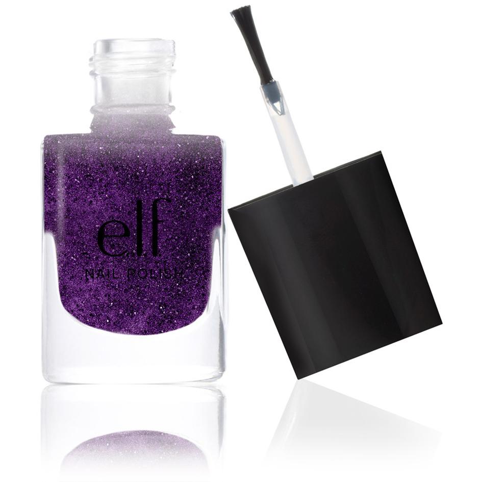 Dark Glitter Purple