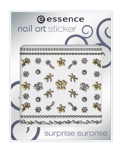 essence nail art tattoo unghie