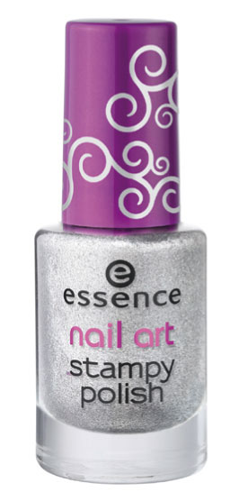 essence smalto nail art stampy