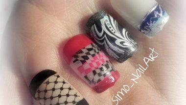 Nail Art Soft Stamping