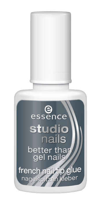 french nail tip glue