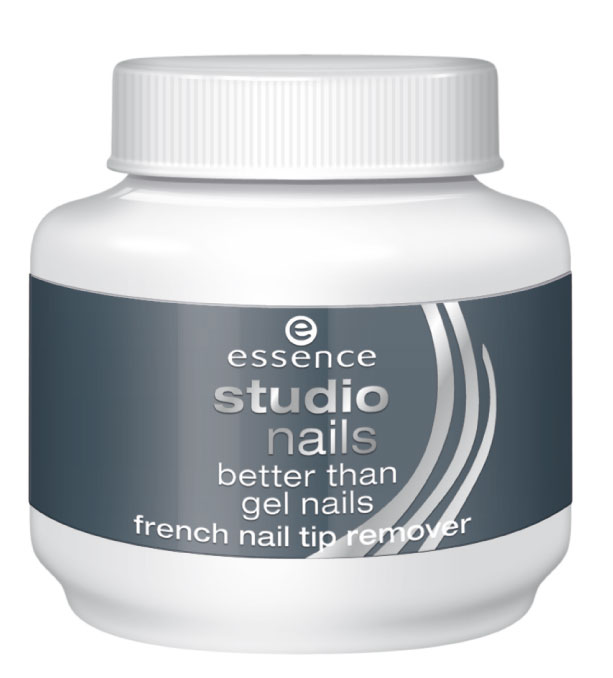 french nail tip remover