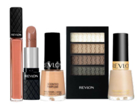nail make up revlon