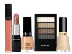 nail make up revlon