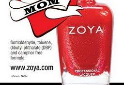 Zoya Nail Polish Nidhi Happy Mothers Day web