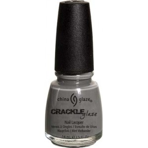 cracked concrete crackle china glaze nail polish