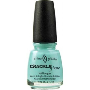 crushed candy crackle china glaze nail polish