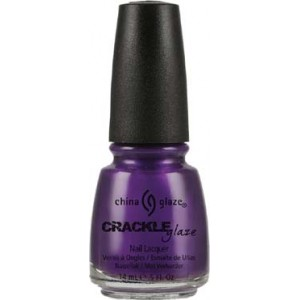 fault line crackle china glaze nail polish