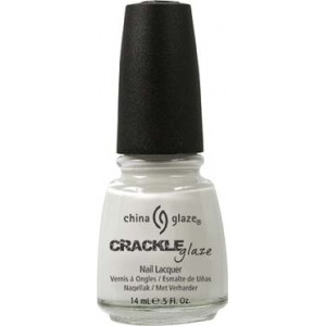 lighting bolt crackle china glaze nail polish