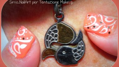 Nail Art Corallo