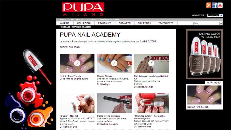web pupa academy