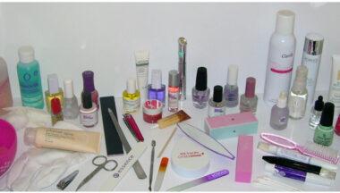 Attrezzi Per Manicure