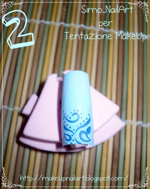 Tutorial-Nail-Art-stamping-Konad-step-2