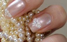 Very Elegant nail art