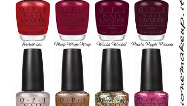 OPI the muppets collection