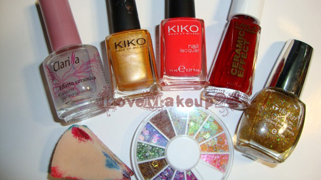 Tutorial-Nail-Art-Tramonto-Estivo-materiale