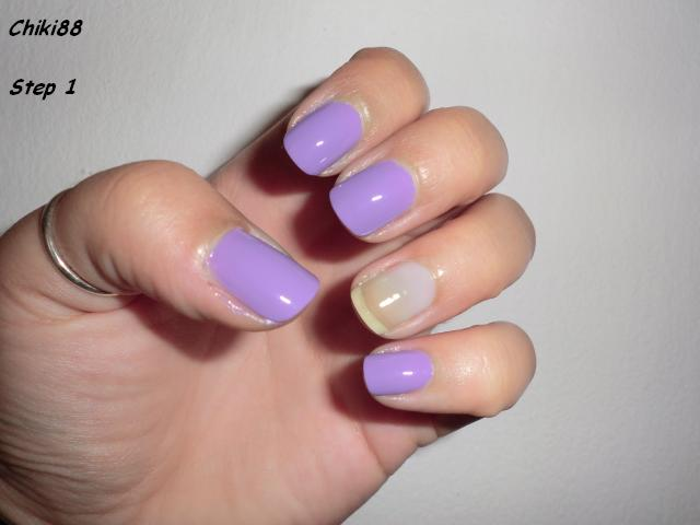 Tutorial-nail-art-Nails-bi-color-step-1