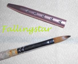 Pennello ricostruzione unghie acrilico