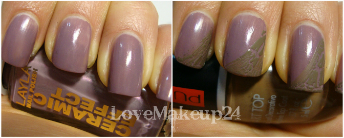 Tutorial Nail  Art - Liliac (foto3)- lovemakeup24
