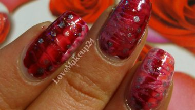 Tutorial Nail Art Easy Murble