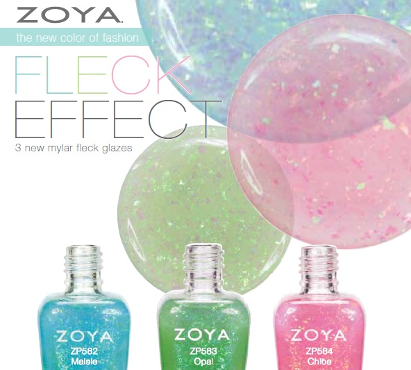 Flakies effect zoya