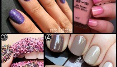 border manicure un nuovo nail trand