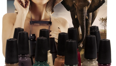 China Glaze Safari  Display Collection