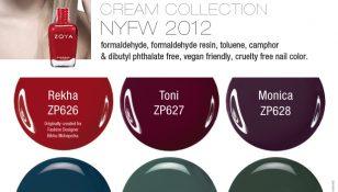 Faby presenta eclectic la nuova collezione autunno inverno 2013 14 - Diva nails roma ...