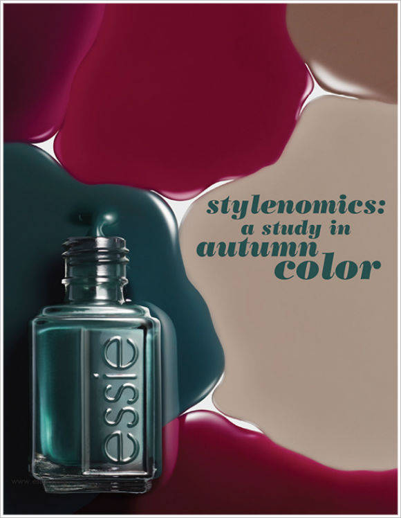 Essie Stylenomics Collection