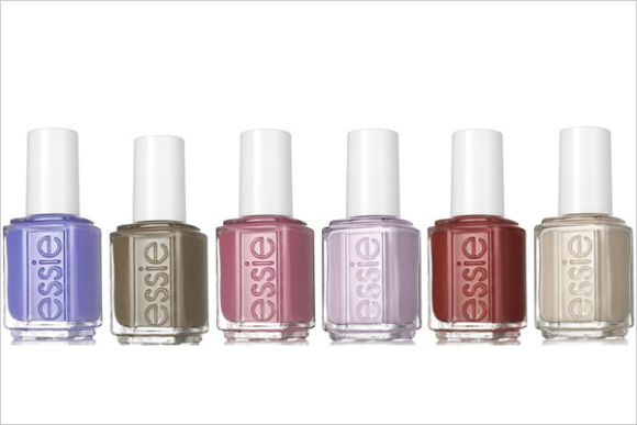 essie Yogaga collection colori