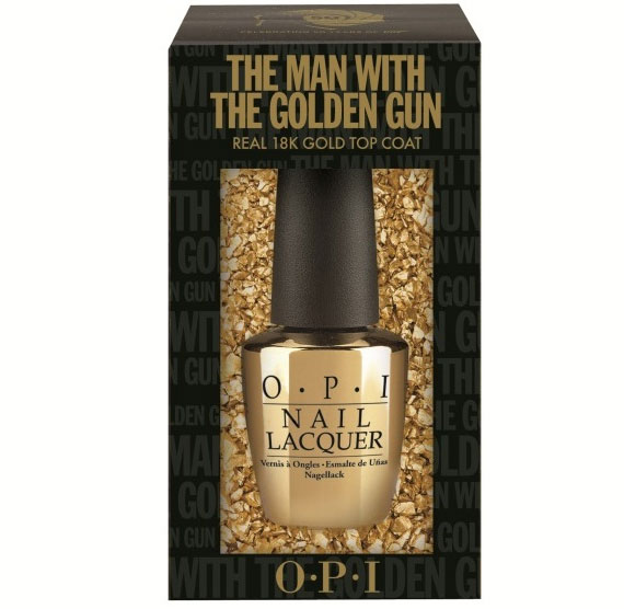 Sephora Real 18kt Gold Top Coat