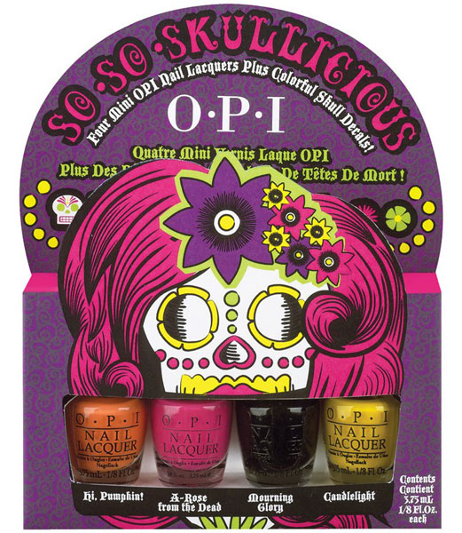 OPI So So Skullicious 1