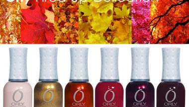 Orly Fired Up Collection