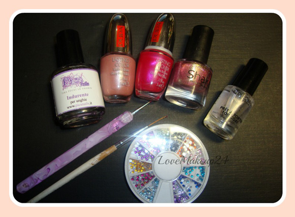 Tutorial-Nail-Art-Only-Pink-lovemakeup24