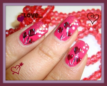 San Valentino Nails - lovemakeup24