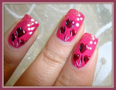 San Valentino Nails2 - lovemakeup24