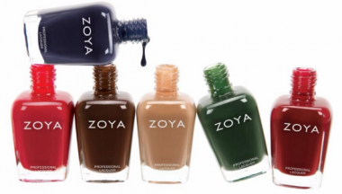 zoya cashmeres and satins collezione autunno