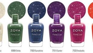 zoya pixie dust collezione autunno