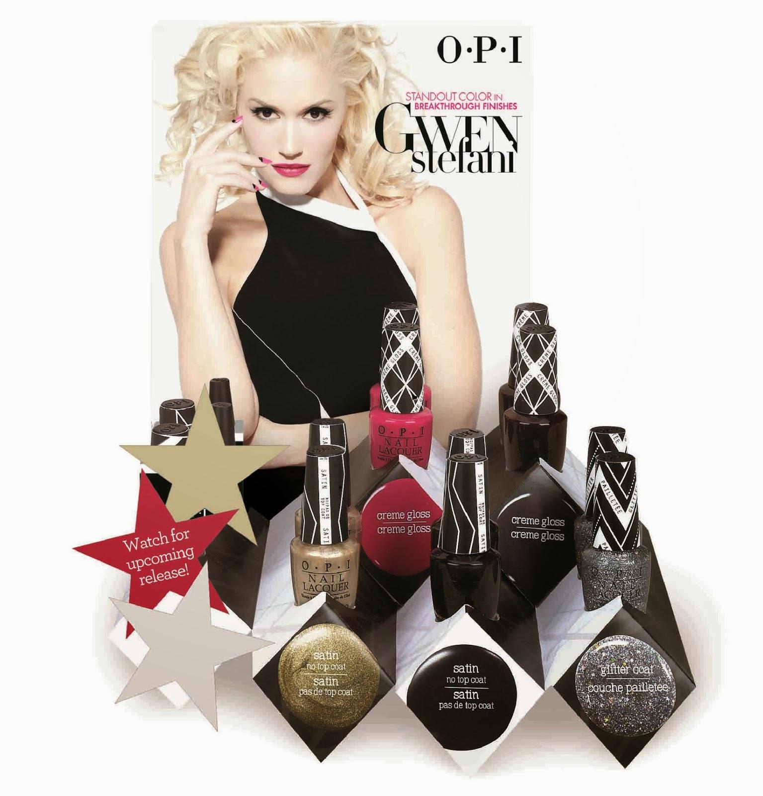 Gwen Stefani By OPI
