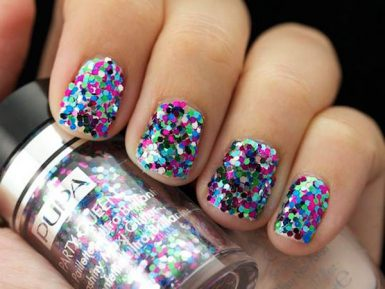 Party Queen Pupa multicolor paillettes