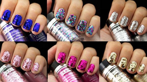 Unghie da diva con party queen nail art kit pupa - Diva nails prodotti ...