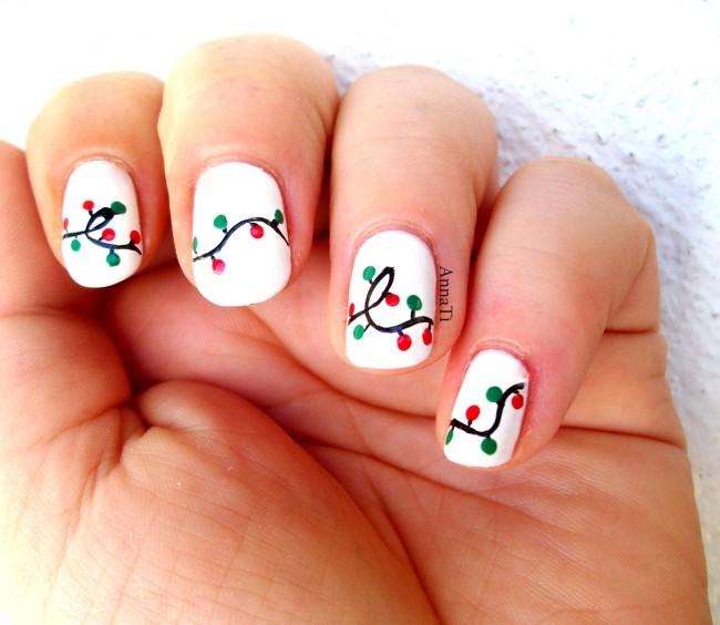 nail-art-natale