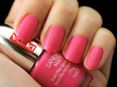 sandy matt dark pink 6