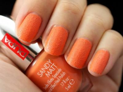 sandy matt orange 4