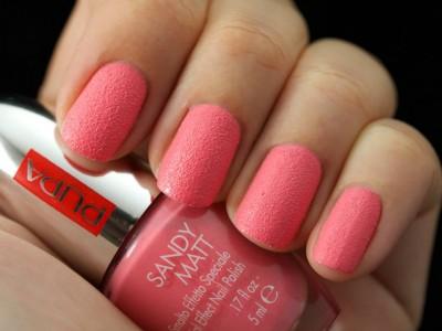sandy matt pink 5