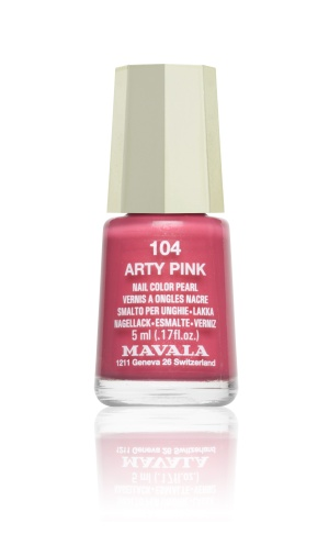 104 ARTY PINK