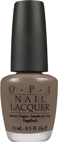 OPI - NLB85_Over The Taupe