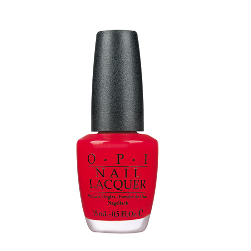 OPI - NLN25_Big Apple Red