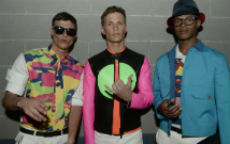 NailsBeauty DSquared SS  Men Fashion Show